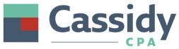 Cassidy CPA Logo