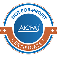 AICPA Not-for-Profit Certificate I